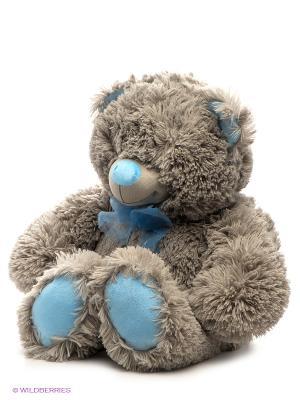 Медведь Сержик Fancy. Цвет: серый