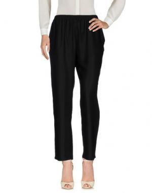 Повседневные брюки GOTHAINPRIMIS. Цвет: черный