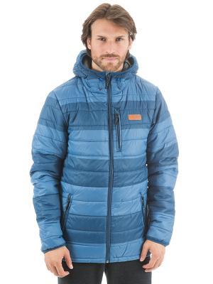 Куртка MELT ANTI JACKET Rip Curl. Цвет: голубой, темно-синий, синий