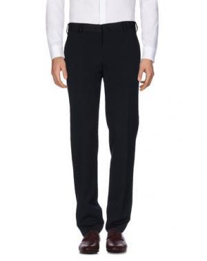 Повседневные брюки GREY DANIELE ALESSANDRINI. Цвет: синий