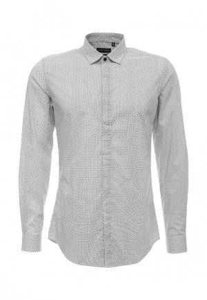 Рубашка Antony Morato. Цвет: серый