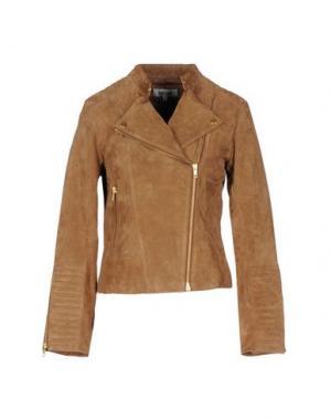Куртка DRY LAKE.. Цвет: верблюжий