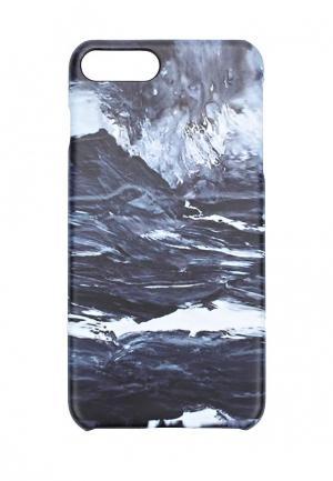 Чехол для телефона Kawaii Factory. Цвет: серый