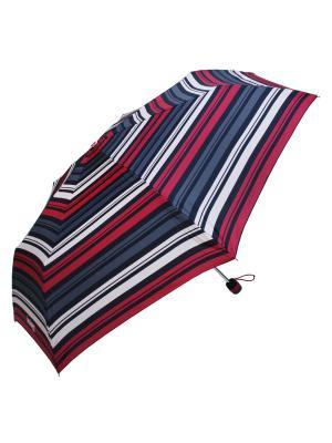 Зонты Isotoner. Цвет: серый, бледно-розовый, малиновый