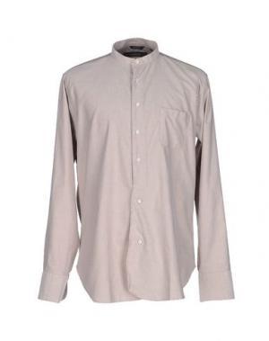 Pубашка 26.7 TWENTYSIXSEVEN. Цвет: бежевый