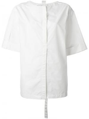 Рубашка Thais Christian Wijnants. Цвет: белый