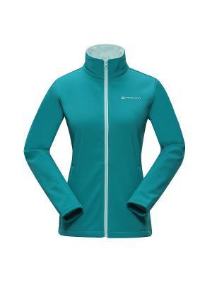 Куртка Alpine PRO. Цвет: бирюзовый