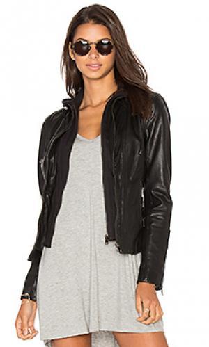 Куртка arlette LAMARQUE. Цвет: черный