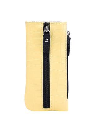 Ключница Esse. Цвет: черный, желтый