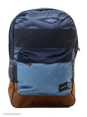 Рюкзак Quiksilver. Цвет: голубой, синий
