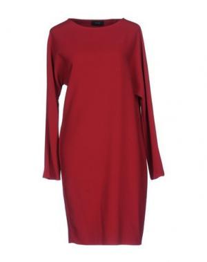 Короткое платье MALAICA. Цвет: пурпурный