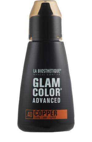 Оттеночный кондиционер, оттенок 40 Copper La Biosthetique. Цвет: бесцветный