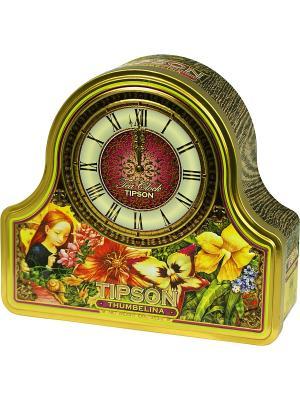 Чай Tipson Чайные часы  Дюймовочка. Цвет: черный