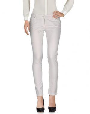 Повседневные брюки RE.BELL. Цвет: светло-серый