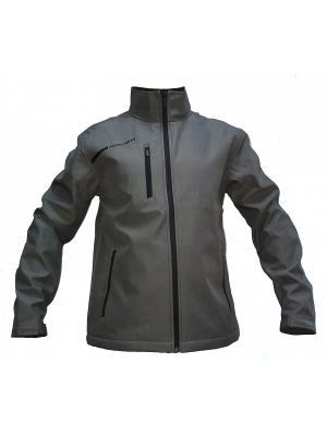 Куртка TEAM SOFTSHELL Bauer. Цвет: серый