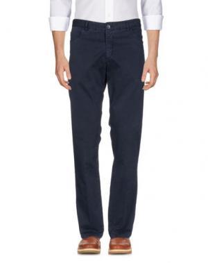 Повседневные брюки HYBRID. Цвет: темно-синий