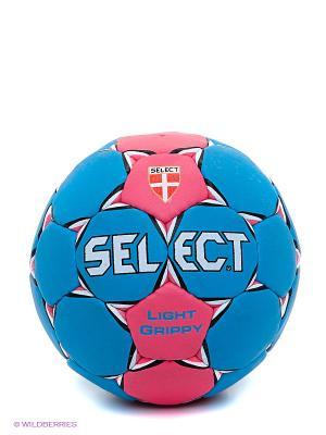 Мяч Select. Цвет: голубой, розовый