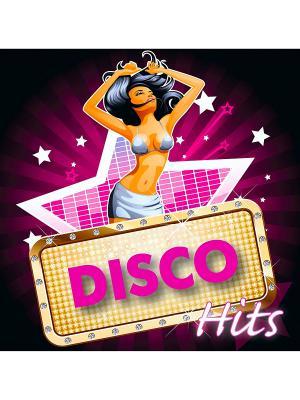 Disco Hits (компакт-диск MP3) RMG. Цвет: прозрачный