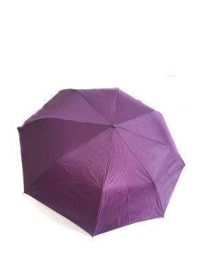 Зонт NeKi. Цвет: серебристый,фиолетовый