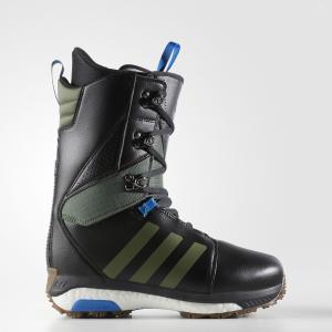 Сноубордические ботинки Tactical ADV  Originals adidas. Цвет: черный