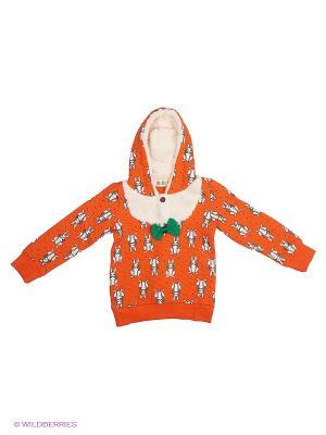 Джемпер Kidly. Цвет: оранжевый