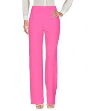 Повседневные брюки NATAN. Цвет: фуксия