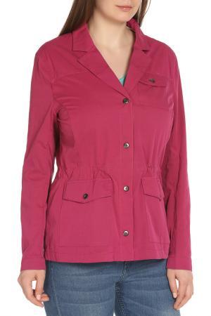 Куртка HARTWEAR. Цвет: фуксия
