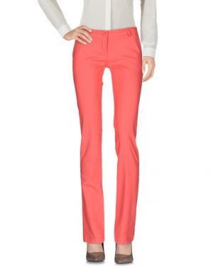 Повседневные брюки LA KORE. Цвет: фуксия
