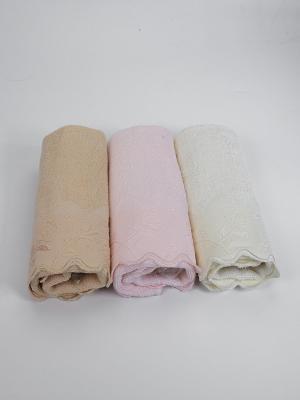 Набор полотенец Ассорти La Pastel. Цвет: розовый, бежевый, молочный