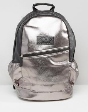 Heist Рюкзак с отделкой металлик. Цвет: розовый