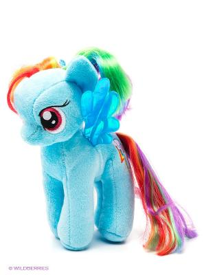 My little pony, Радуга. Мягкая игрушка TY. Цвет: голубой