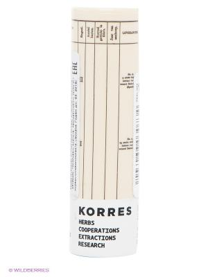 Бальзам-стик для губ с экстрактом мандарина (тон бесцветный) 5 мл Korres. Цвет: прозрачный