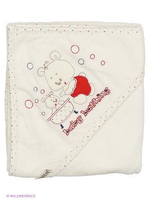 Полотенце Bebitof Baby. Цвет: белый