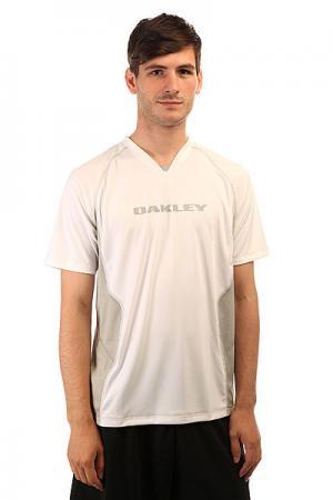 Термобелье (верх)  Chop 2.0 Ss Tee White Oakley. Цвет: белый