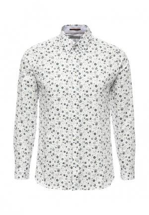 Рубашка Ted Baker London. Цвет: белый