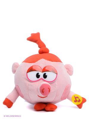 Мягкая игрушка Нюша Мульти-пульти. Цвет: розовый, красный