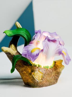 Светильник Pavone. Цвет: сиреневый, бежевый, зеленый