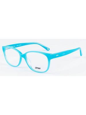 Оправа Soho collection. Цвет: голубой, персиковый