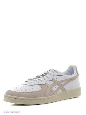 Спортивная обувь GSM ONITSUKA TIGER. Цвет: белый, бежевый