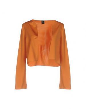 Пиджак 1-ONE. Цвет: оранжевый