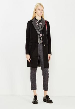 Пальто Liu Jo Jeans. Цвет: черный