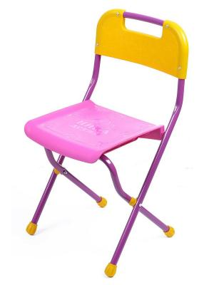 Детский стул Nika. Цвет: розовый