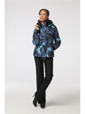 Куртка DizzyWay. Цвет: морская волна