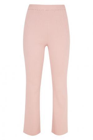 Трикотажные брюки Knittedkiss. Цвет: фиолетовый