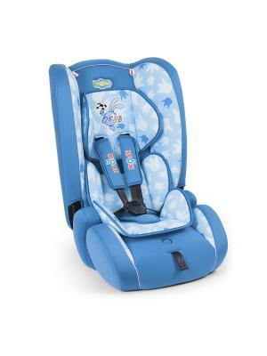 Детское кресло, SM/DK-300 Krosh Смешарики. Цвет: синий