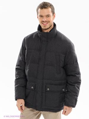 Куртка Stonecast. Цвет: темно-серый