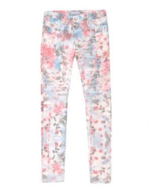 Повседневные брюки FUN &. Цвет: слоновая кость