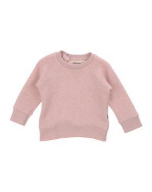 Толстовка IMPS&ELFS. Цвет: пастельно-розовый