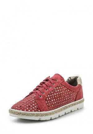 Ботинки Kylie. Цвет: коралловый