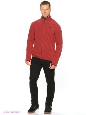 Куртка Quiksilver. Цвет: бордовый
